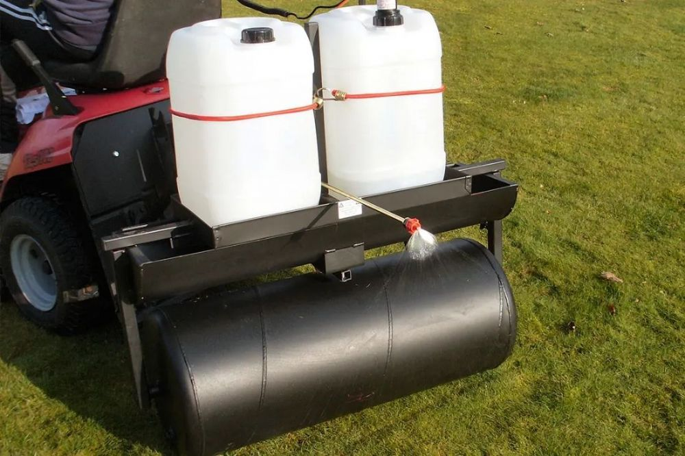 "Power Sprayer Attachment | 36"" Towed Lawn Care System"